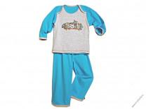 Пижама для мальчика д/р