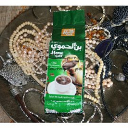 Арабский кофе молотый Мокка с кардамоном