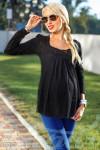 Стильная блуза беременной Gepur