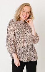 блуза 41235 принт