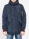 F5Jeans - удлиненная теплая куртка на морозы