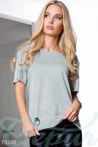 Лаконичная футболка oversize