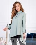 Рубашка №6169-хаки