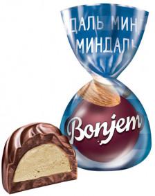Конфета «Bonjem Миндаль» (упаковка 1 кг)