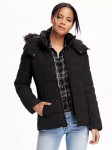 Frost Free Hooded Jacket for Women