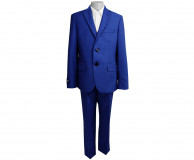 Школьный костюм-тройка для мальчика UNIK KIDS, сине-голубой