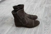 Продам ботинки зимние мужские б/у.