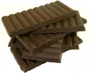500 гр Какао тертое, натуральное, кусковое, Колумбия