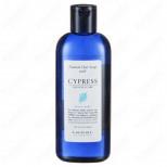 Шампунь для волос против перхоти Natural Hair Soap Cypress