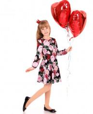 """""""Дефиле"""" [489807]Платье для девочки ДПД105804н"""