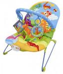 Кресло-качалка Веселый динозаврик (с музыкальной коробкой)