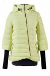 04-1302 Куртка демисезонная (синтепон 150) Плащевка Лимон