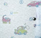 Вуаль печать Автомобили