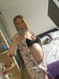 Фото животиков на 32 неделе беременности