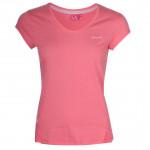Футболка LA Gear V Neck T Shirt Ladies