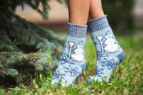 Носки шерстяные N6R81-1