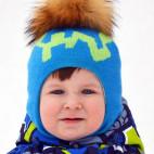 Шлем для мальчика 1456 STORM