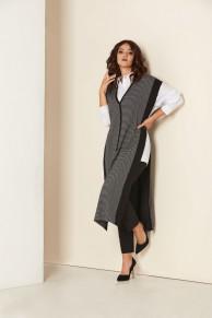 блуза, брюки, жилет Andrea Style Артикул: 00288