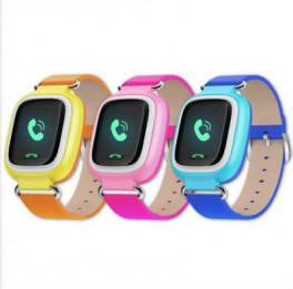 Smart Baby Watch Q60 РОЗОВЫЕ  В НАЛИЧИИ!!