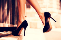 Какой высоты каблук можно носить беременным