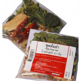 Набор тайских пряностей для супа Том Ям  40 гр