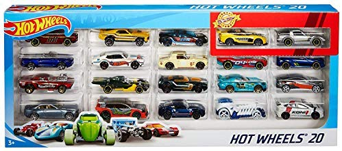Hot Wheels 20шт