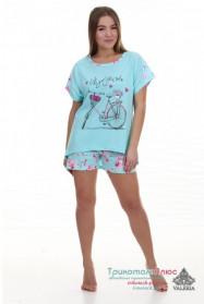 Пижама женская sel-ПК221