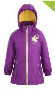 Демисезонная куртка ЛаппиКидс (Финляндия), 0 гр