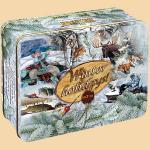 Зимний отдых. 100 г черного крупнолистового цейлонского чая
