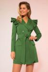 платье LaVeLa Артикул: L10129 зеленый