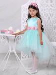"""Платье для девочки """"Карамель"""" (рост 140 см)"""