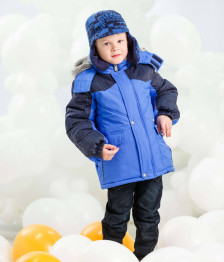 LENNE курточка зимняя для мальчика артикул 15338