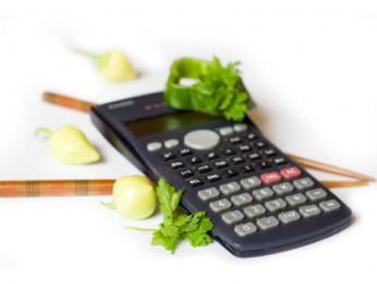 Расчет индивидуальной калорийности, Б.Ж.У. Расчет разгрузки.