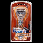 Станок GilletteFusionPower+1 кассета original