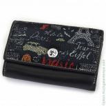 Маленький женский кожаный кошелек Sergio Valentini СВ 8116-0