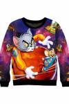 Детский свитшот  Tom&Jerry