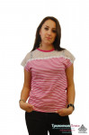 Блуза женская с-40217 (вязаное полотно)