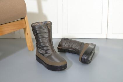 Дутики King Boots KB520BG Beige Бежевый