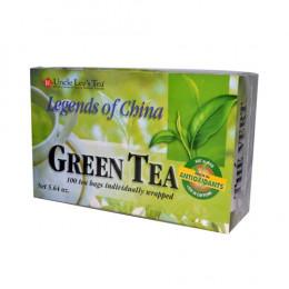 Зелёный чай Legends of China 100 пакетиков