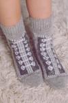 Носки шерстяные N6R79-6