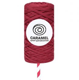 Caramel шнур полиэфирный  Гранат