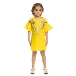 """Платье для девочек """"АПЕЛЬСИНОВЫЙ DOLCE"""""""