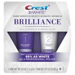 Crest 3D White Brilliance gel system