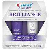 Crest 3D White Brilliance gel system