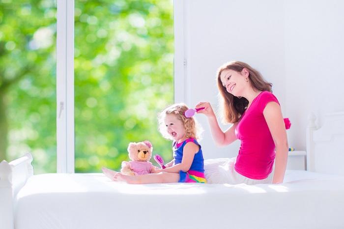 Мир в окно ребенка