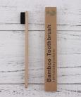 Зубная щетка бамбуковая, щетина с угольным напылением