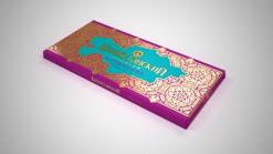"Шоколад Б.Сулу ""Казахстанский Nuts & raisins""   ,1 шт."