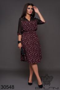 Платье  30548