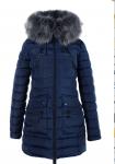 05-1451 Куртка зимняя (Синтепух 400) Плащевка Синий