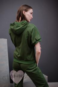 Женский костюм ЖК 033 (хаки)